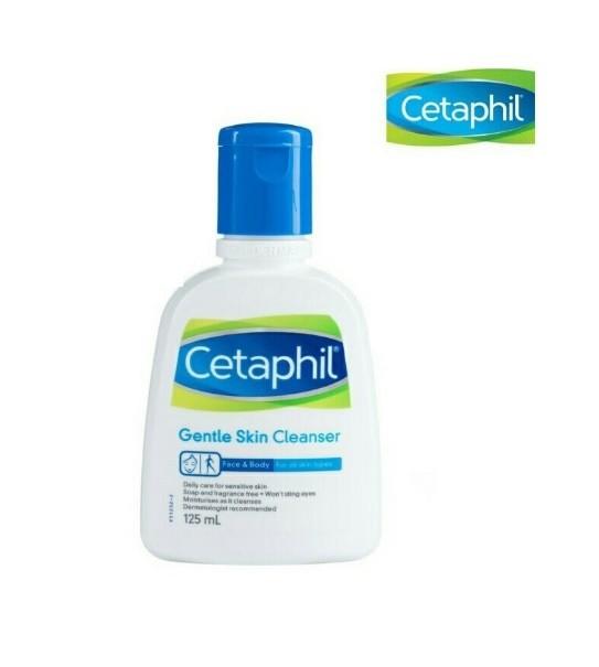 harga Cetaphil gentle skin cleanser 125ml 125 ml / sabun cetaphil Tokopedia.com
