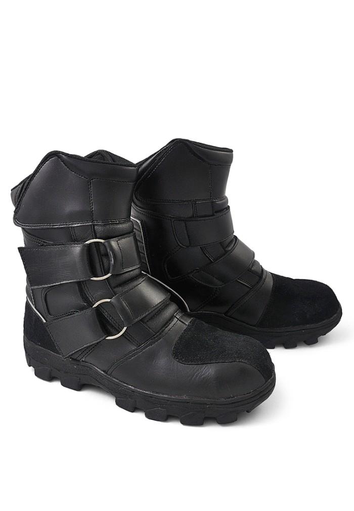 ... harga Sepatu motor sepatu touring sepatu boots kulit sepatu cowboy hrc  38 Tokopedia.com 88027a3105