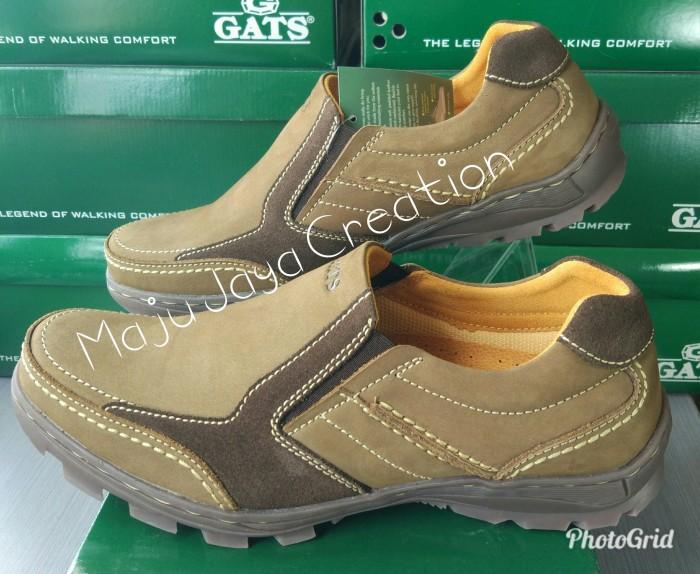 Jual Sepatu GATS Kulit Casual Pria Keren Original Murah To 2206 ... 216f7a5d92