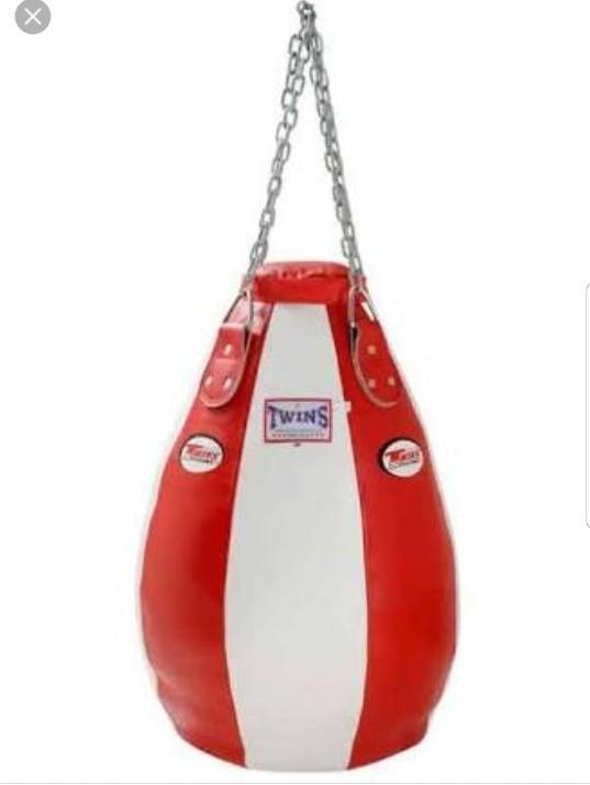 Foto Produk Twins Special Teardrop Heavy Bag / samsak bowling dari Zeus MMA
