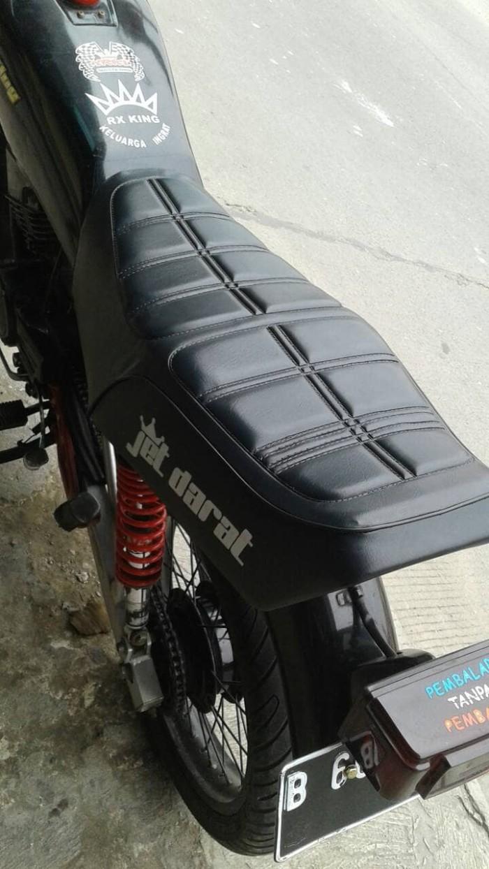 harga Jok motor set yamaha rx king embos timbul Tokopedia.com