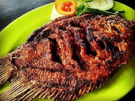 Unduh 68+ Gambar Ikan Gurame Bakar Terpopuler