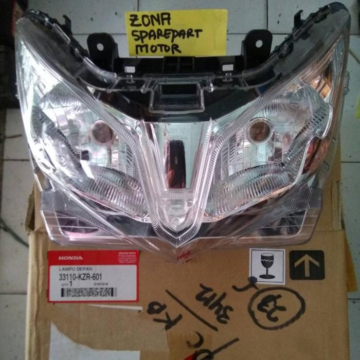 harga Lampu depan / reflektor vario125 ahm (kzr) Tokopedia.com