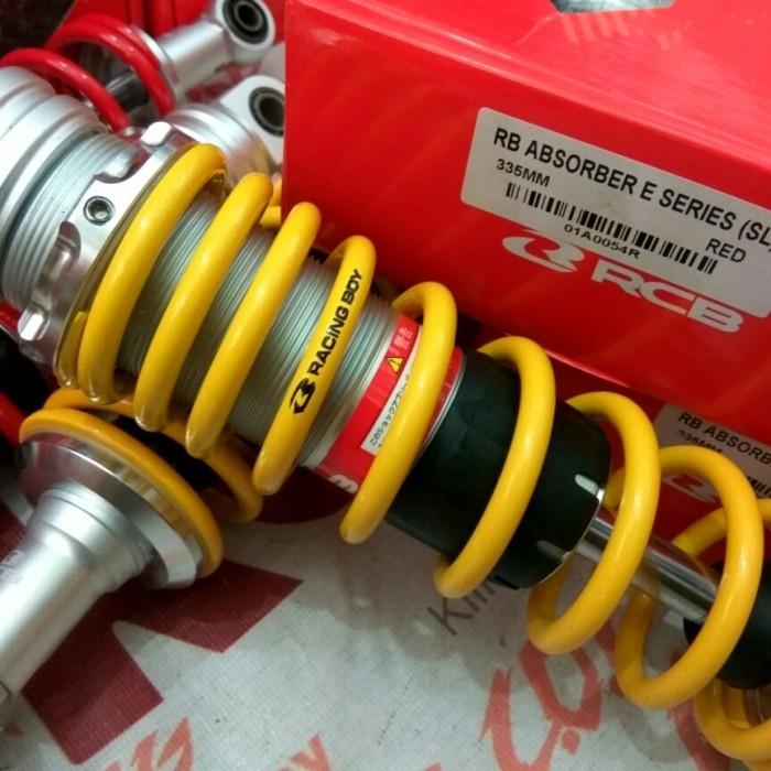 harga Shock absorber belakang rcb racing boy 335 mm rx-king supra grasstrack Tokopedia.com