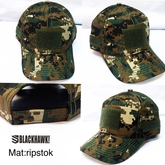 Topi Komando Topi Tactical Topi Army Topi Outdoor Keren Terbaru Murah