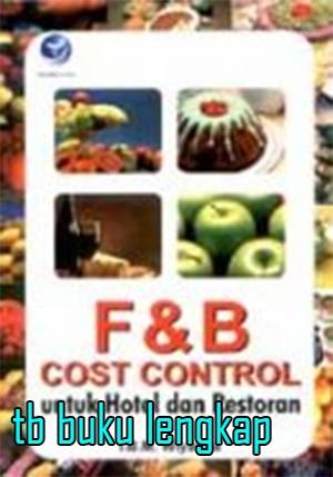 harga Buku f&b cost control untuk hotel dan restoran Tokopedia.com