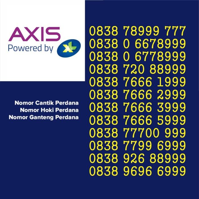 Perdana nomor cantik super axis by xl ...