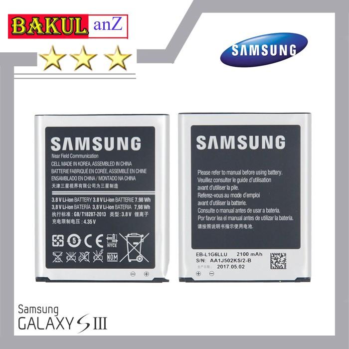 harga Baterai handphone samsung galaxy s3 i9300 batu batre hp original sein Tokopedia.com