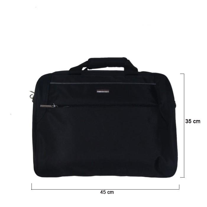 harga Peak tas laptop kantor 15  original b911010-black Tokopedia.com