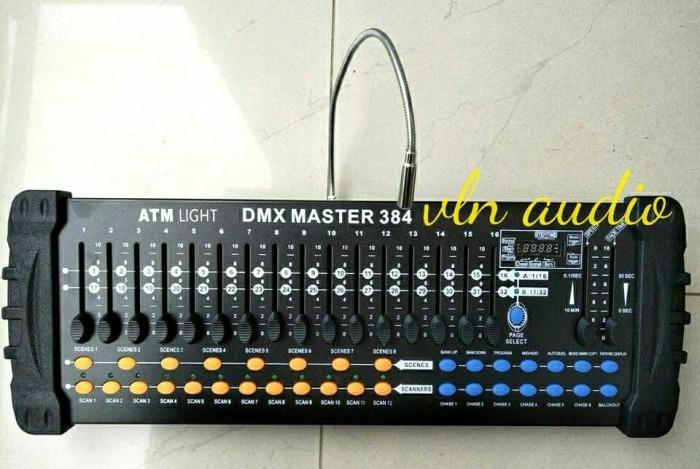 harga Mixer lighting dmx-384 Tokopedia.com