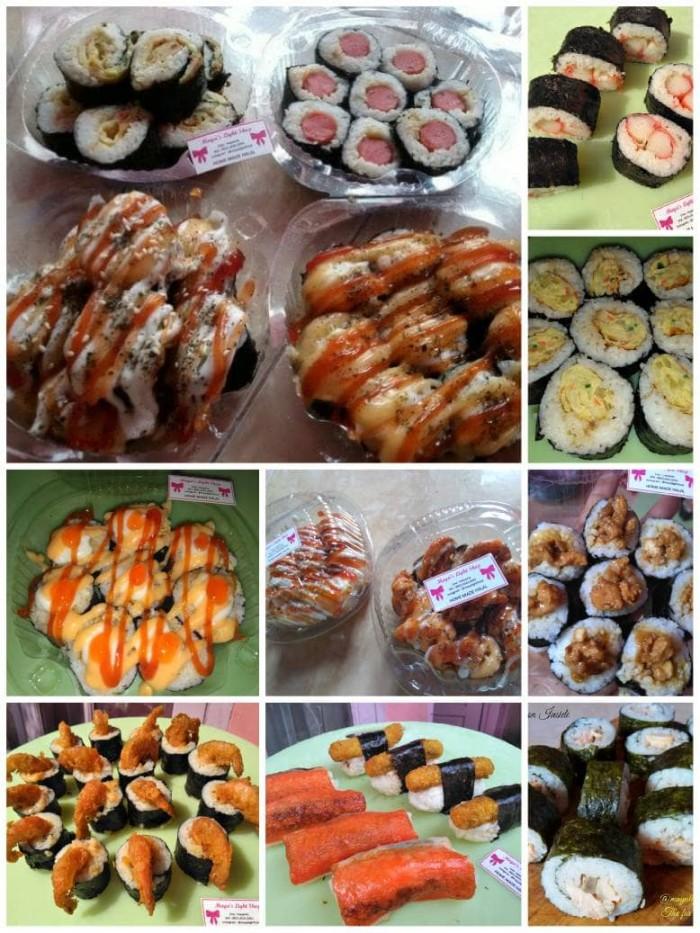 Jual Jual Sushi Matang Homemade Halal Crab Nugget Sosis Udang