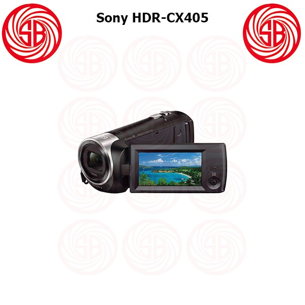 harga Camcorder sony cx 405 ; hdr-cx405 ; kamera video handycam sony cx405 Tokopedia.com