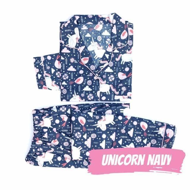 harga Promo couple mom&kids piyama anak baju tidur anak pajamas kid Tokopedia.com