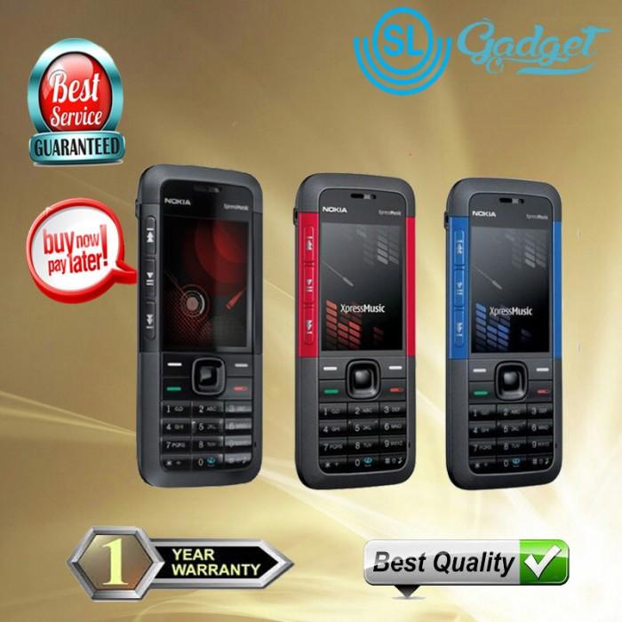 Jual Nokia 5310 Xpress Music Garansi 1 Bulan Sl Gadget Tokopedia