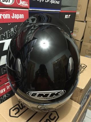Helm INK Centro Original Hitam 4