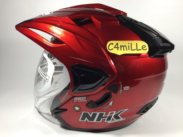 Katalog Helm Nhk Predator Travelbon.com