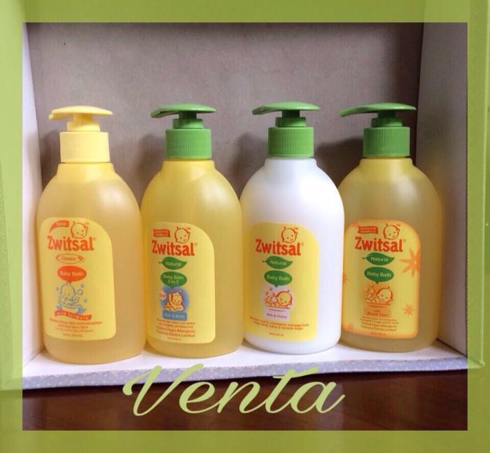 harga Zwitsal baby bath 2in1 hair&body/with telon/milk&honey pump/sabun cair Tokopedia.com