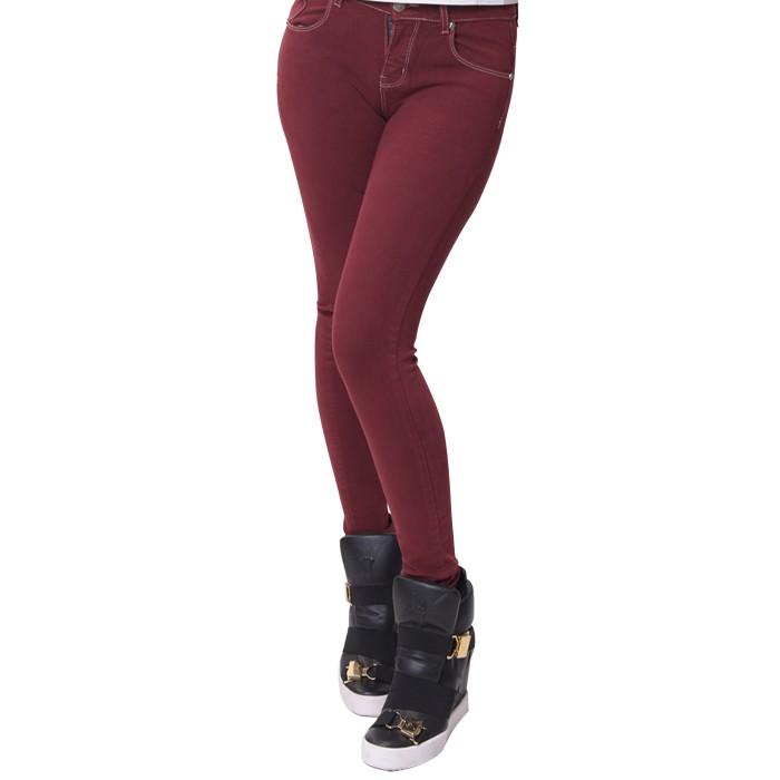 Jual A2t Celana Jeans Wanita At14686 Harga Promo Terbaru
