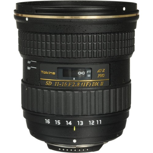 harga Tokina 11-16 mm, 11-16mm f/2.8 at-x pro dx ii for nikon Tokopedia.com