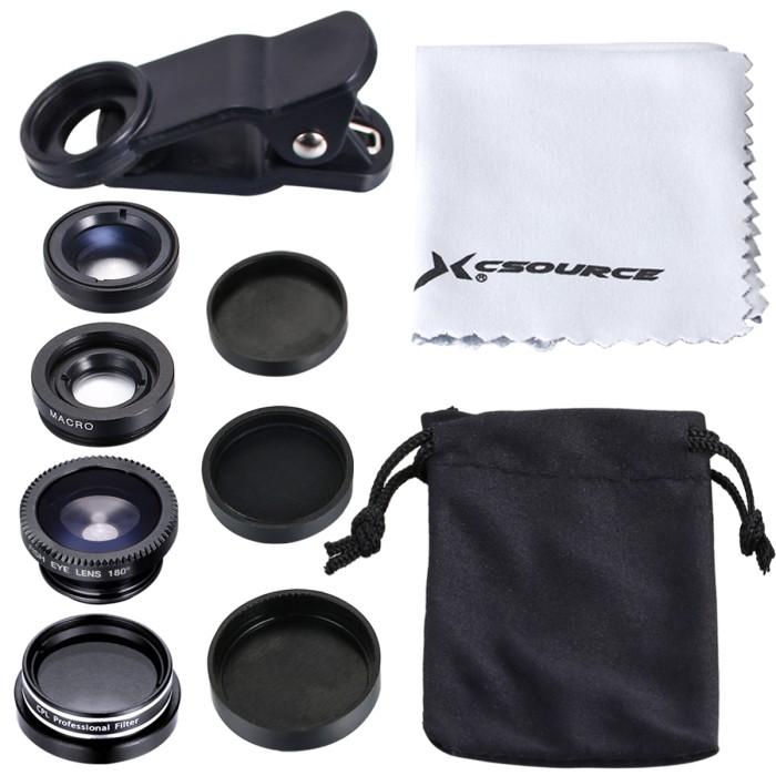 harga Lensa kamera camera fish eye wide macro cpl polarizer i phone Tokopedia.com