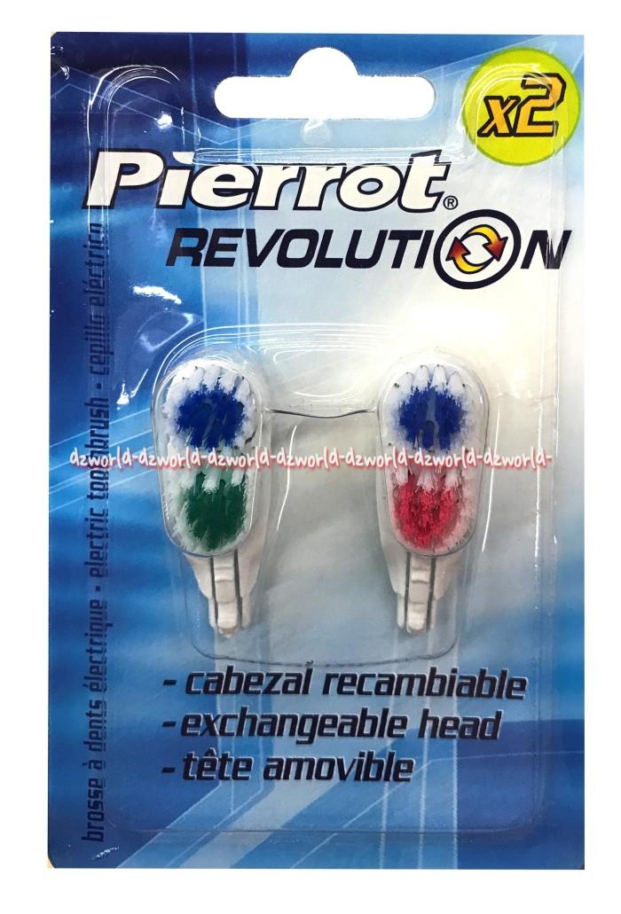 Jual Pierrot Revolution Refill Sikat Gigi Elektik Isi Ulang Isi 2 ... d3d6e4f029