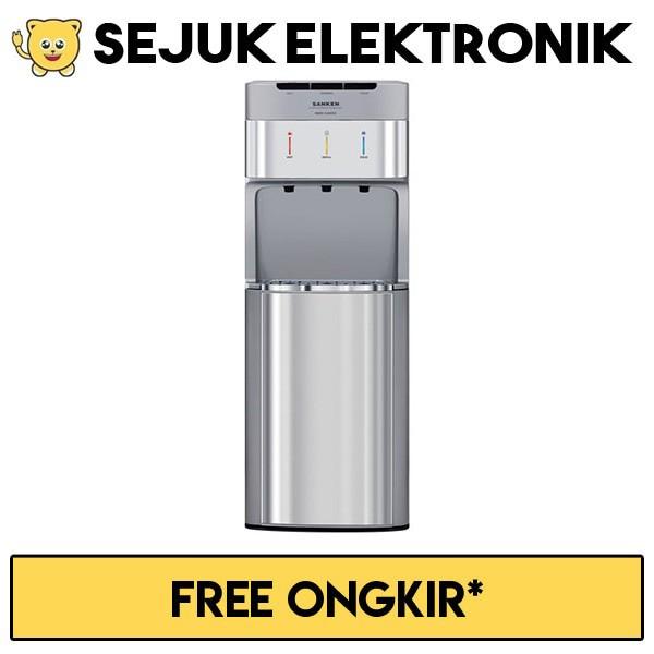 harga Sanken hwd-c200-ss dispenser 3in1 bottom galon stainless steel Tokopedia.com