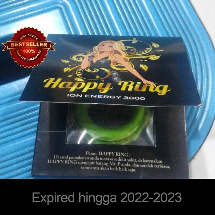 Vagi Senter Source Happy Ring Energi Alat bantu kesehatan Pria .