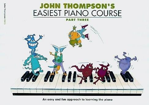 harga John thompson's easiest piano course part 3 Tokopedia.com
