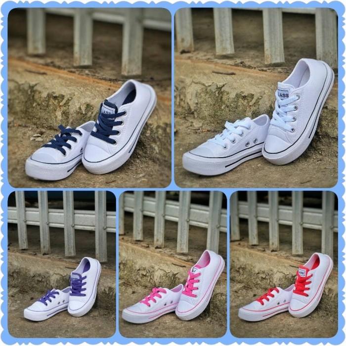 harga Sepatu anak import jelly sneaker glass series white 29-34 Tokopedia.com