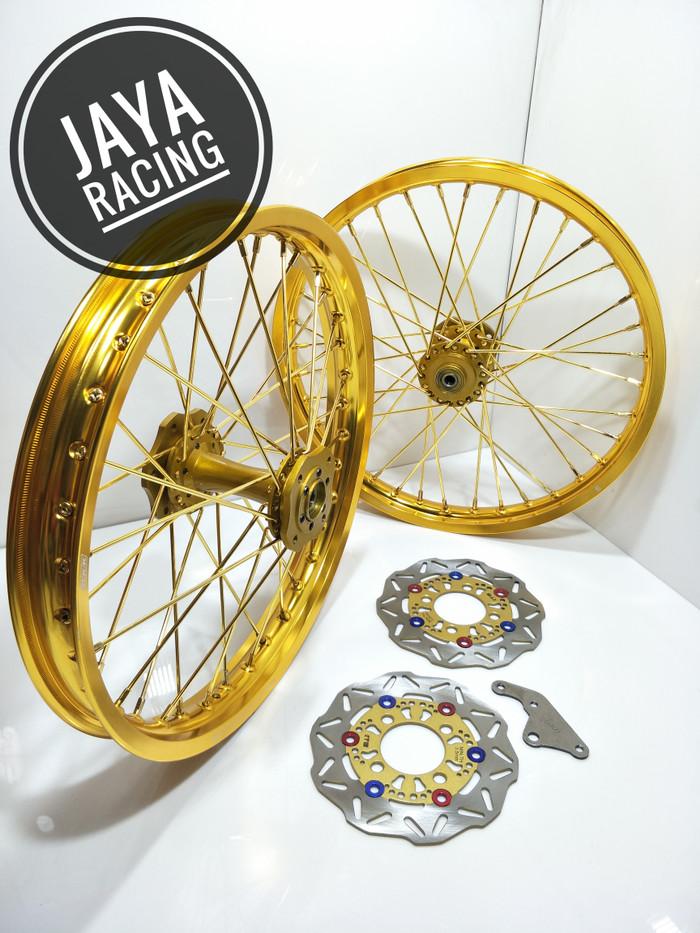 harga Velg model tk ring 17 lebar 160 140 tromol becak tiger revo sepaket Tokopedia.com