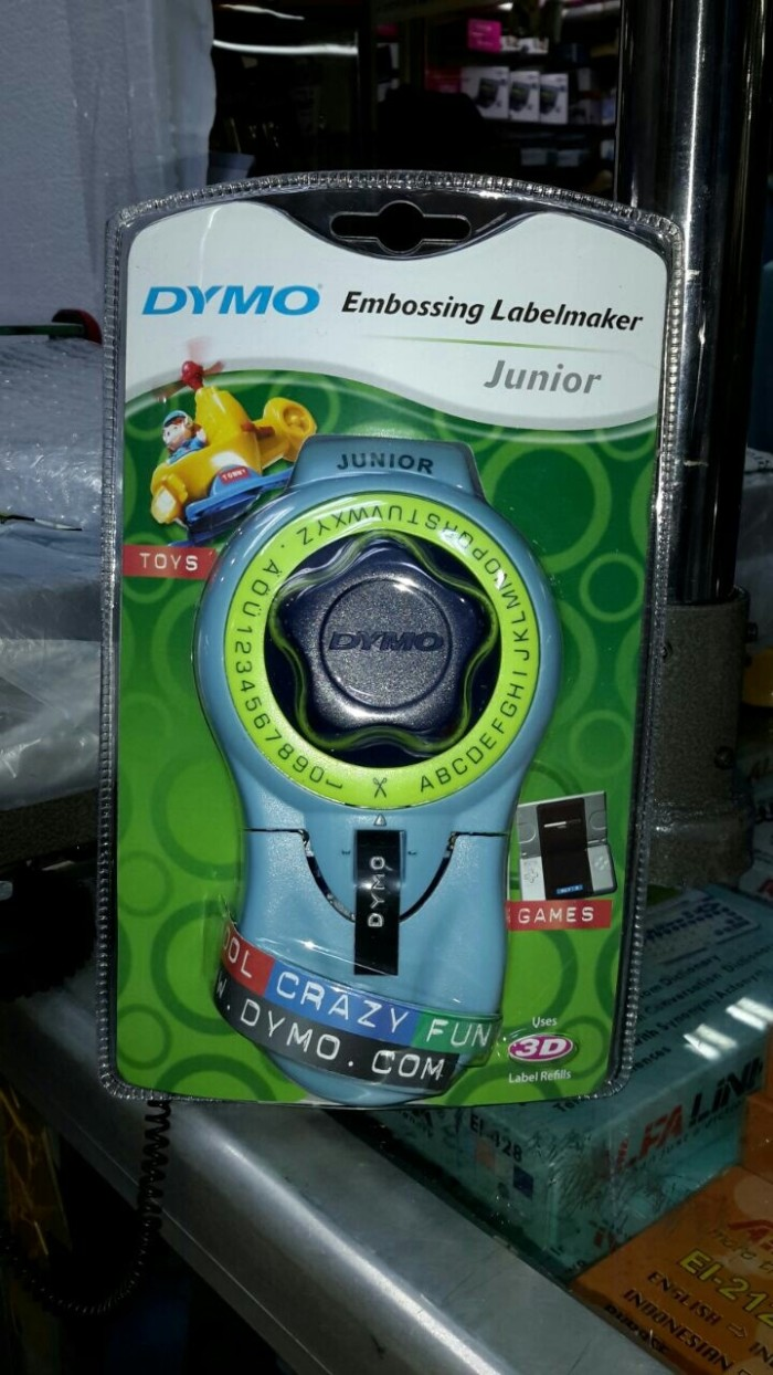 harga Dymo label maker junior Tokopedia.com