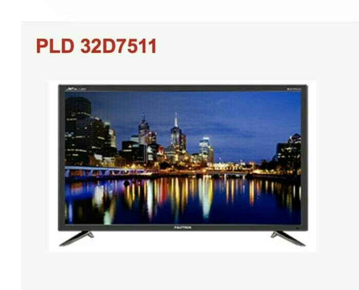 harga Polytron tv led 32in pld-32d7511 hdmi vga usb movie Tokopedia.com