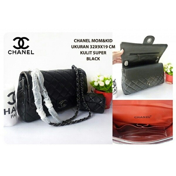 ecc7ac3a8de9 Jual Tas Chanel Rantai Impor (KW SUPER PREMIUM) - DKI Jakarta - sari ...