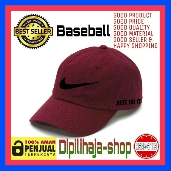Topi Trucker Nike Just Do It - Daftar Harga Terkini dan Terlengkap ... 3d0699b2c0