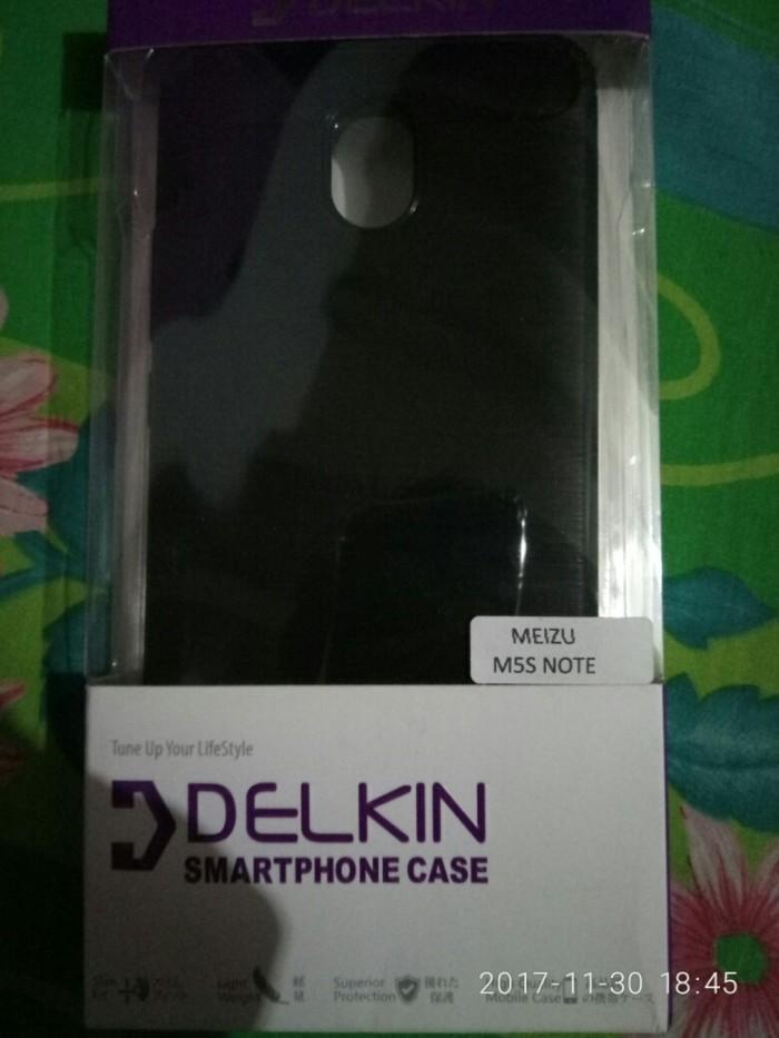 Foto Produk Softcase/Hardcase Delkin carbon case Meizu M5 Note dari D'5 Cellular