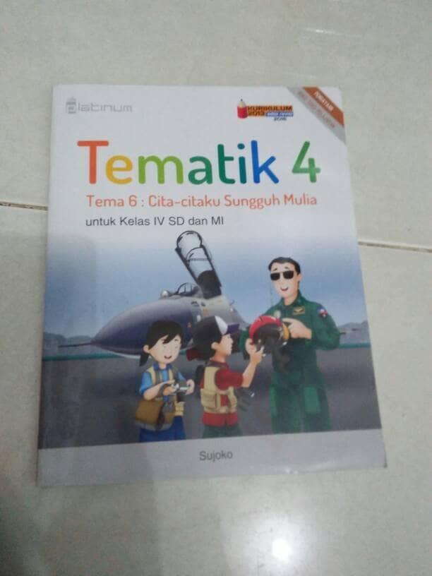 harga Tematik 4 tema 6 kls 4 sd platinum Tokopedia.com