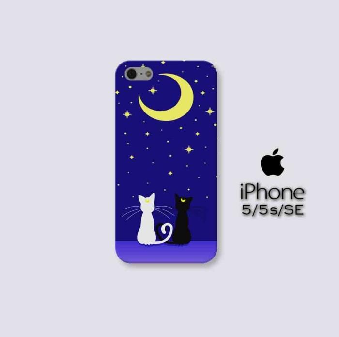 harga Casing hardcase iphone 5/5s/se custom case kucing sailormoon Tokopedia.com