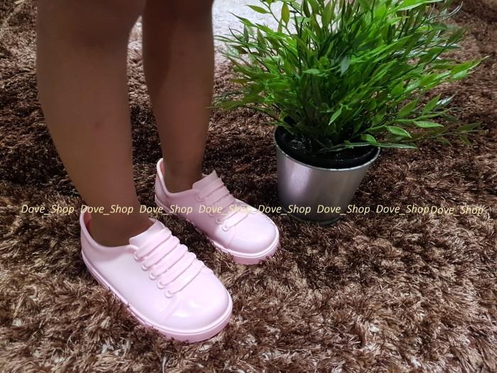 harga Sepatu anak-bayi-jelly shoes-sepatu karet-melissa sneaker unisex Tokopedia.com