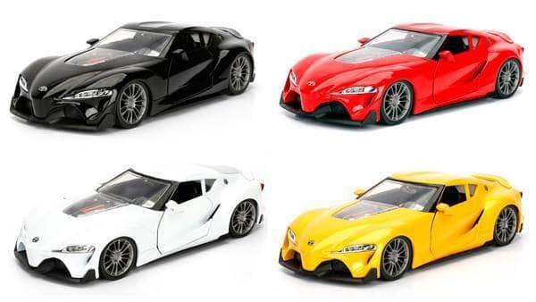 Toyota Ft 1 >> Jual Jada 1 24 Jdm Toyota Ft 1 Concept Kota Batam Garage Of Scale Tokopedia