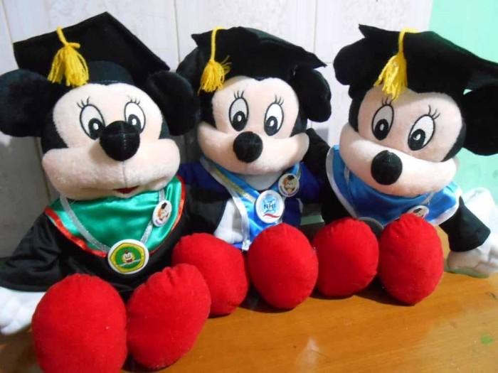 Jual (NEW) Boneka wisuda Mini Mouse Bordir Nama - Java Shopping ... f8dc59a70b