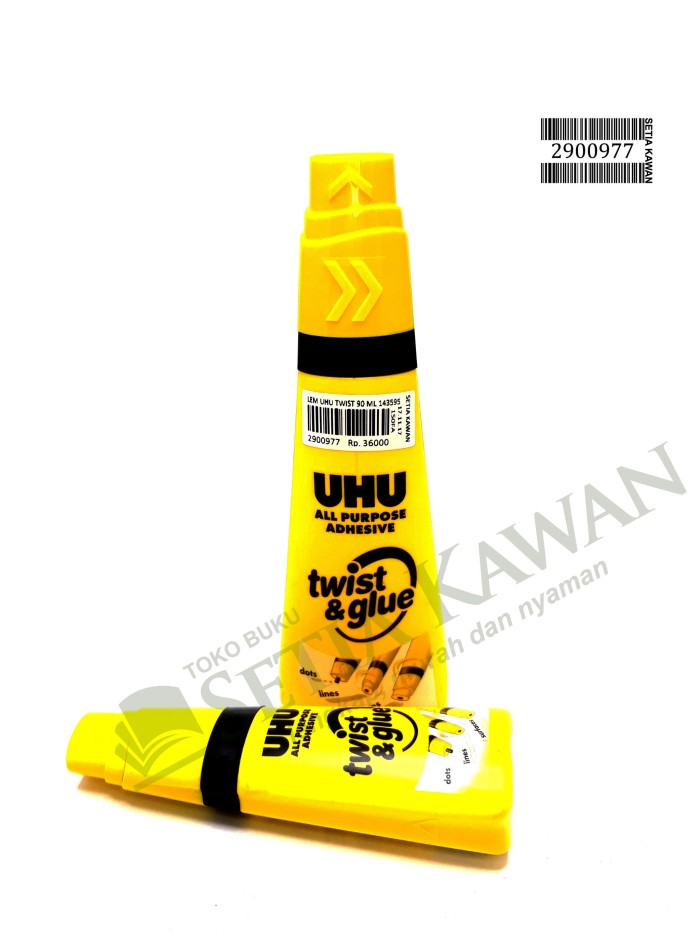 harga Lem uhu twist & glue 90ml Tokopedia.com