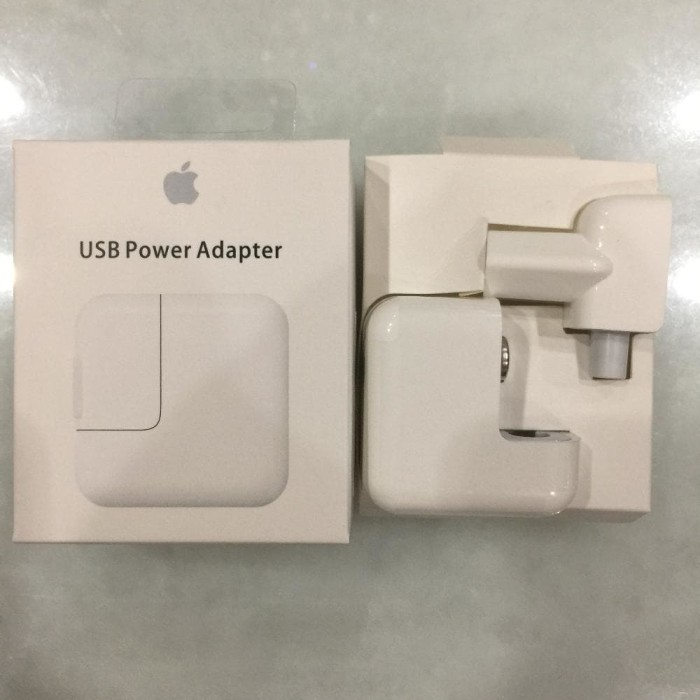 harga POWER ADAPTER 12watt Model 1401A For IPAD/RETINA DISPLAY With 1 YEAR Tokopedia.com