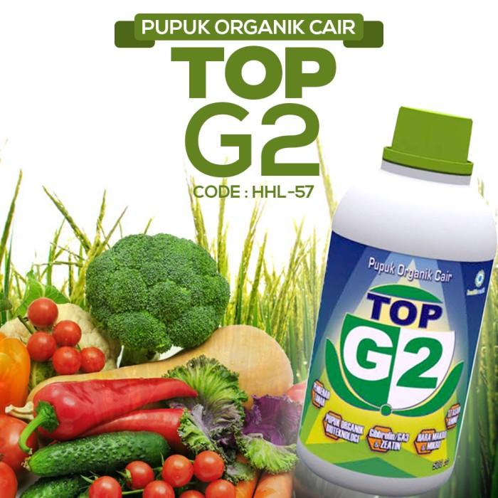harga Hwi pupuk top g2 organik cair - pupuk tanaman (hhl-57) Tokopedia.com