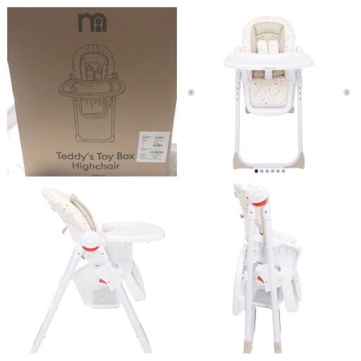 a57e9183846 Jual teddy toys box highchair mothercare - Kab. Tangerang ...