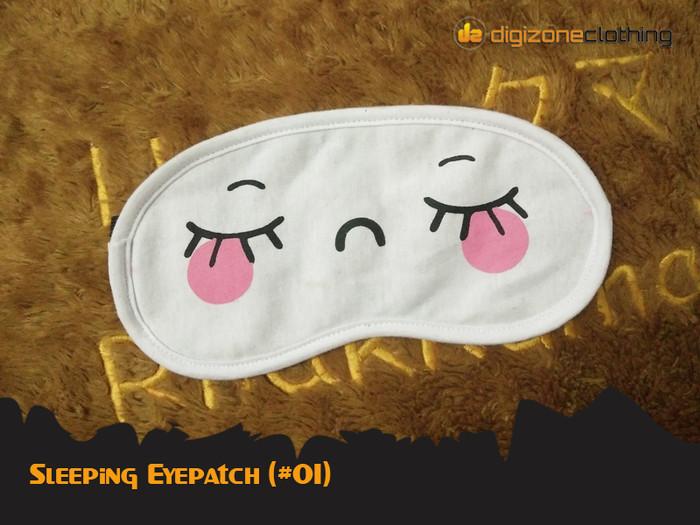 harga Penutup mata kaca mata tidur lucu anime sleeping eyepatch 01 Tokopedia.com