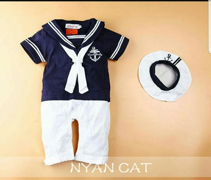 harga Sailor Boy Baju Setelan Anak Cowok Pakaian Anak Laki Terbaru Kekinian Tokopedia.com