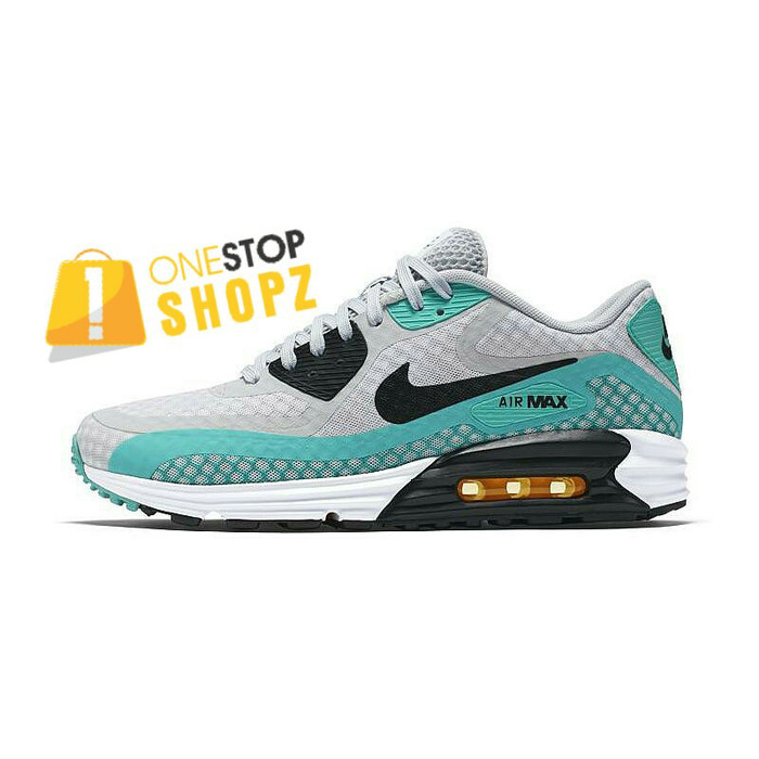 separation shoes f0c99 7b469 NIKE AIR MAX LUNAR 90 BR 724078-003 MEN RUNNING SHOES ONESTOPSHOPZ OSS
