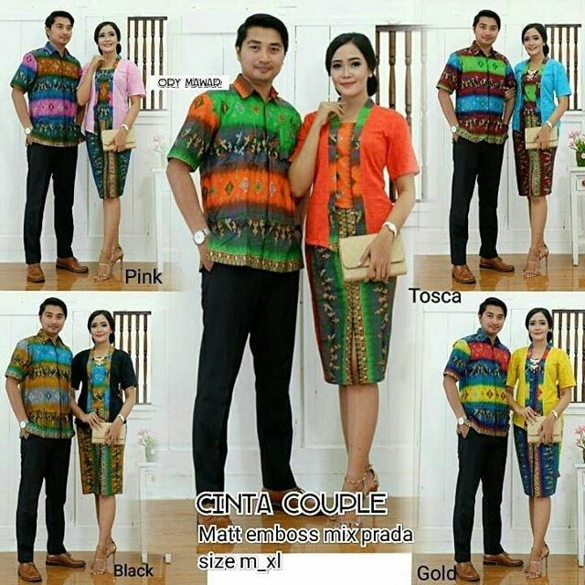 Coup Jakarta Couple - Sweater Couple I Miss You Maroon. Source · couple batik new