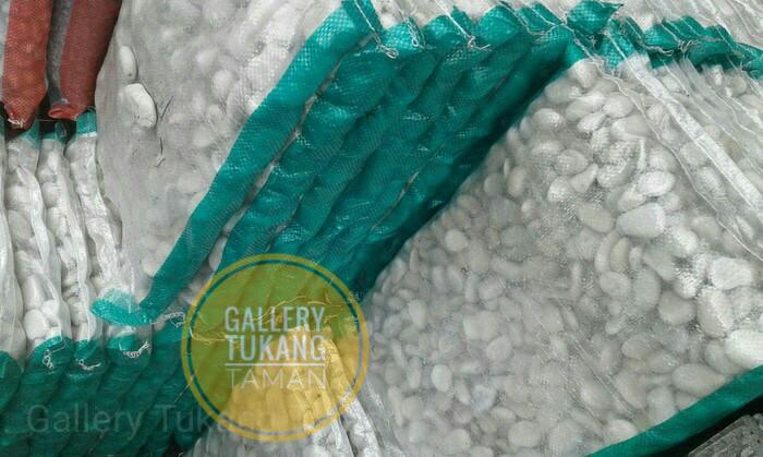 harga Batu koral putih   batu taman   hiasan untuk taman Tokopedia.com