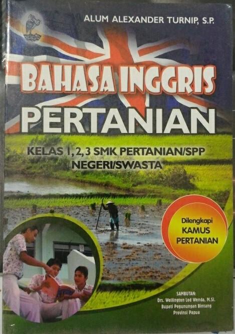 Jual Bahasa Inggris Pertanian Untuk Smk Toko Buku Bs Tokopedia